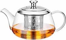 Théière Infusion de thé de chaleur de thé,