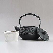 Théière japonaise en fer 300ML avec infuseur en
