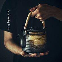 Théière japonaise rétro en céramique |