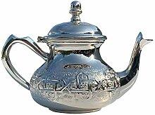 Théière marocaine importée faite à la main