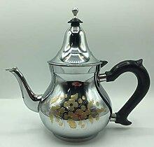 Théière orientale vase arabe thé menthe de