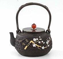 Théière Teapot Bouilloire de thé japonaise 1,2L
