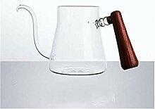 Théière Teapot Bouilloire en verre Accueil