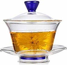 Théière Théière à thé en verre Théière
