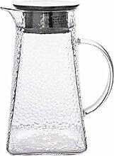 Théière Théière en verre transparente