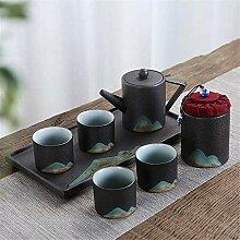 Théières/Café Coupe de thé en porcelaine