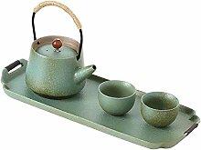 Théières/Café Coupe de thé en porcelaine en