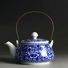 Théières Théière chinoise Thé de porcelaine