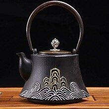 Théières Théières en fonte bouilloire à thé