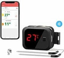 Thermomètre Cuisson,Bluetooth Thermomètre