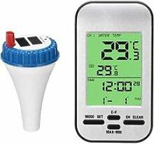 Thermomètre de Piscine Sans Fil Détecteur