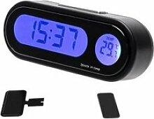 Thermomètre de voiture 3 en 1 - Affichage