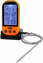 Thermometre Numerique A Distance Sans Fil