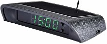 Thermomètre numérique pour voiture Horloge LCD