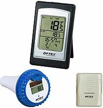 Thermomètre OPTEX spécial piscine,Capteur