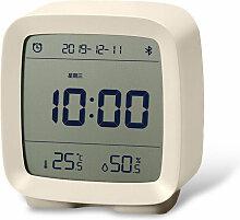 Thermomètre réveil bluetoot 5.0 APP contr?le
