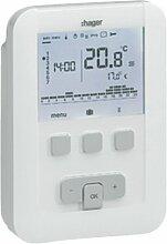 Thermostat 230V : EK530 - Hager