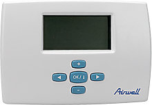Thermostat d'ambiance programmable filaire -