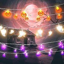 THEXIU Guirlande Lumineuse LED Halloween Guirlande