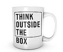 Think Outside The Box Motivation Inspirational
