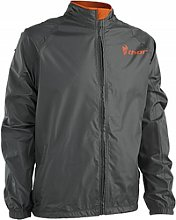 Thor Pack S19 veste textile male    - Gris/Orange