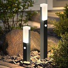 Thrisdar – lampe de pelouse imperméable avec