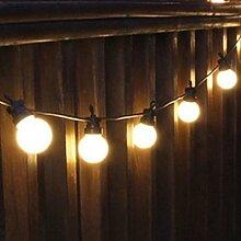 Thrisdar-LED guirlande lumineuse G50, guirlande