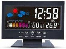Thsinde - Horloge météo électronique perle rare