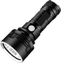 Thsinde - Lampe Torche LED Zoomable, Lumens Lampe