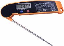Thsinde - Thermomètres Cuisine Digital,