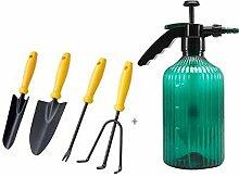 THUK Ensemble d'outils de Jardinage Outil de