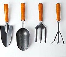 THUK Ensemble d'outils de Jardinage Outils de