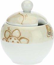 THUN - Sucrier en porcelaine Elegance
