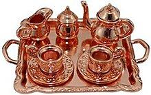 TIANTIAN Lot de 10 tasses à thé miniatures en