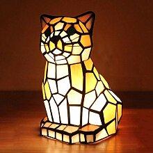 Tiffany européen de table créativité lampe de