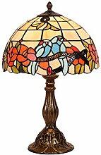 Tiffany style Lampe de table,12 Pouces Européenne