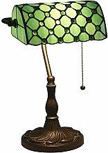 Tiffany Style Lampe Lampe de lecture Rétro Main