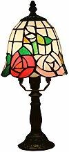 Tiffany Style Table Lampe De Table De 6 Pouces