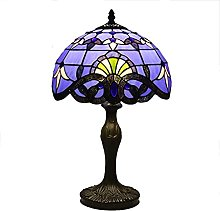 Tiffany Style Table Lampe Lumière, Antiquaire