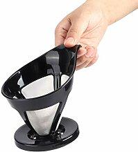 Tiffasha Filtre à café - Filtre à café Fin en