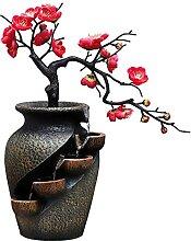 Timagebreze Maison Jardin Simulation Plante Vase