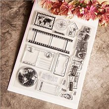 Timbres séries calendrier lettre divers matrices