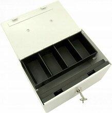 Tirelire avec clé en métal et mini coffre-fort