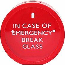 Tirelire d'urgence Evazory en cas