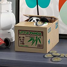 Tirelire panda Gourmand - Cadeau Maestro