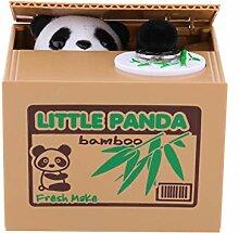 Tirelire, Panda Money Piggy Box, Boîte de Pièces