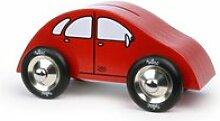 Tirelire voiture rouge - vilac - jeux et jouets