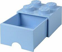 Tiroir en brique LEGO 4 boutons, 1 tiroir, boîte
