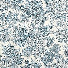 Tissu de décoration Canvas Toile de Jouy 280 cm