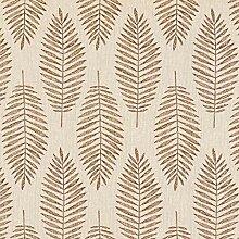 Tissu de décoration Semi panama Fougère –
